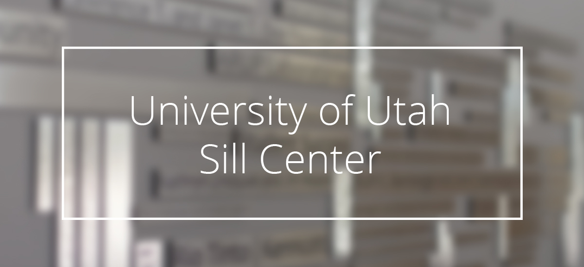 University of Utah Sill Center