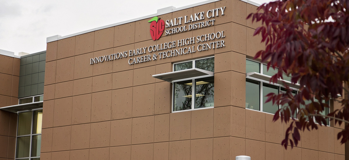 Salt Lake Community College Campuses